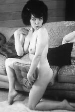 Vintage 1960s Photo Girl Pinup Naughty Topless Pointy Perky Tits Risque #1339