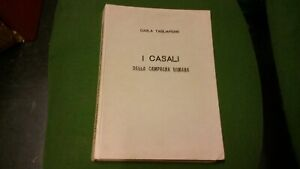 C. TAGLIAFERRI, I CASALI DELLA CAMPAGNA ROMANA, 1991, 16mg21