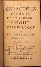 Französische antiquarische Bücher als Erstausgabe von 1700-1799