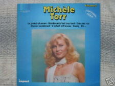 MICHELE TORR 33 TOURS FRANCE IMPACT 2