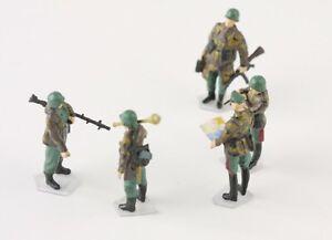Precision Model Art (PMA) 1/72 Figures German Military Men WWII P0410