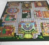 The Simpsons CLUE Board Game Replacement Board 2nd Edition Parker Brothers EUC