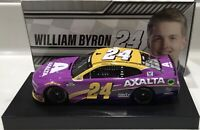 "2020 1/24 #24 William Byron ""Axalta 24 Tribute"" - Camaro ZL1 - 1 of 852  SD SHIP"