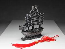 Drachen-Schiff Steinfigur chinesische Stein Skulptur China