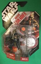 Mustafar Lava Miner & coin STAR WARS 30th 2007 action figure REVENGE OF THE SITH