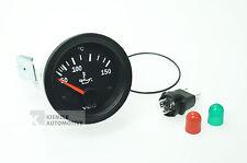 VDO Cockpit Vision Temperaturanzeiger Motoröl 150°, 12 Volt, Ø 52 mm