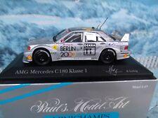 1/43  Minichamps Mercedes  AMG C 180 DTM 1994 team AMG Ludwig