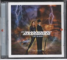the Avengers The Album Soundtrack  CD