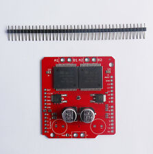 Dual VNH2SP30 Monster Moto Shield 30A  WH UK Motor Driver Module Replace L298N