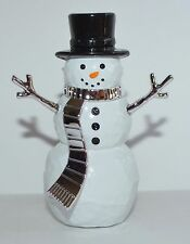 New Bath & Body Works Snowman Nightlight Wallflower Fragrance Plug In Holder