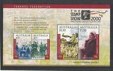 2000 Australia SG MS 1981 Muh