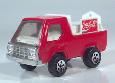1982 Buddy L Macau Steel Coca-Cola Delivery Truck Pressed Steel Toy