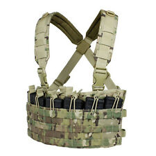 Condor Rapid Assault Chest Rig - Multicam MCR6 tactical MOLLE mil spec NEW