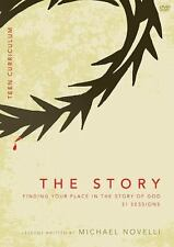 The Story: Finding Your Place in the Story of God DVD 31 Sessions - New/Sealed