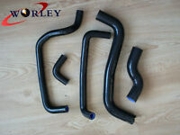 FOR TOYOTA COROLLA LEVIN AE101G/AE111/4A-GE SILICONE WATER/RADIATOR HOSE