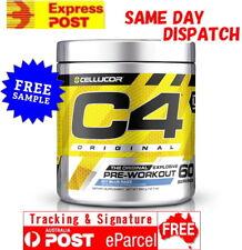 Cellucor C4 Pre-Workout G4 Series 60 Serves - POSTAGE