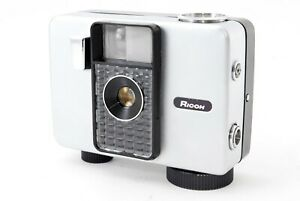 EXC+5 FIRST MODEL RICOH Auto Half 35mm Camera w/25mm f/2.8 Lens from Japan