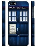 Doctor Who TARDIS iPhone 5 6 6S 7 8 X XS Max XR 11 12 Pro Plus SE Case Cover 4