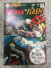 Brave and the Bold 81 1968 Batman And The Flash Neal Adams