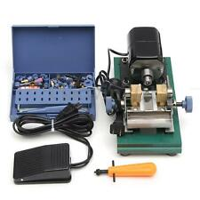 110V 200W Full Set Jewelry Pearl Stepless Drilling Holing Machine Driller Tools