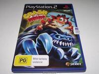Crash of the Titans PS2 PAL *Complete* Crash Bandicoot