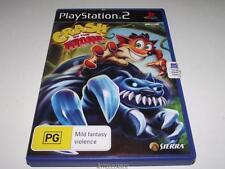 Crash of the Titans PS2 PAL Preloved *Complete* Crash Bandicoot