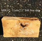 Redwood Burl wood turning | myrtle | craft wood - mbL02