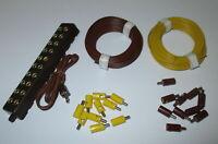 Connecteur (2,6mm), Brins Et Barre de Distributeur avec Fiche Neuf
