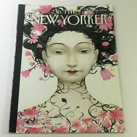 The New Yorker March 10 2008 - Full Magazine Theme Cover Ana Juan
