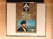 BOITIER 2 CD / TINO ROSSI, MES SUCCES AVEC VINCENT SCOTTO / TRES BON ETAT