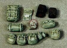 Verlinden 1/35 US Infantry Soldier Field Gear (Backpack, Bags, etc.) WWII 231
