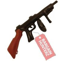 Inflatable Tommy Gun 80cm Costume Accessory 20's Gangster Theme UK SELL