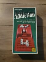 Vintage Game  Addiction 1978 Waddingtons made in Great Britian Great Condition.