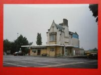 PHOTO  CIRENCESTER RAILWAY STATION 1992 EXTERIOR VIEW 2