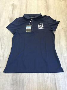 Manchester City Women's Golf Tee Medium BNWT