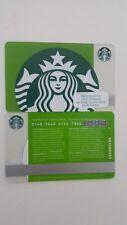 MEXICO - STARBUCKS CARD - GREEN SIREN - 6148