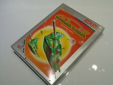 New Sealed Galaxian Atari 2600 Video Game System Front Flaw
