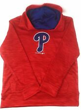 Philadelphia Phillies Pullover Hoodie Youth Small 6/7 Boys Activewear - CLOSEOUT
