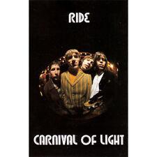 RIDE - Carnival of Light - CASSETTE TAPE - SEALED - New Copy - Original SHOEGAZE