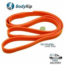 BodyRip 8-40 lbs Resistance Bands Weightlifting Gym Crossfit Fitness Home Gym
