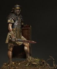 Tin soldier, museum, Rome soldier, Roman Legionary in Lorica Segmentata, 75 mm