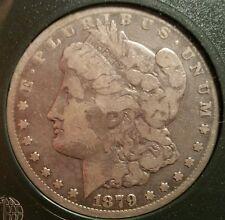 1879 CC MORGAN DOLLAR IN VG+!!!!!