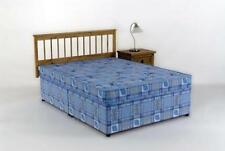 Fabric Cloud Nine Medium Firm Beds with Mattresses