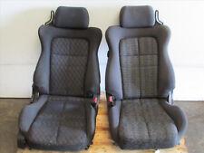 JDM 94-99 Mitsubishi GTO 3000GT VR4 RHD OEM Front Cloth Power Seats