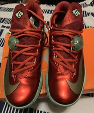 111b3db3c5e Nike KD 4 6 7 8 Christmas What the KD Aunt Pearl Supreme Red Grinch