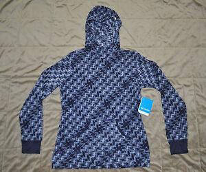 Columbia Womens Glacial II Fleece Print Hoodie NWT Multiple Sizes FAST HANDLING