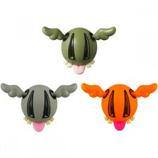 Medicom x D*FACE'S D*DOG very first 3D figure Olive & Gray & Orange 3set Japan