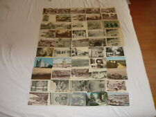 Africa, Tunisia, 50 Different Old Postcards pre. 1945