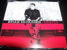 Brian Mcfadden (Westlife) Twisted Rare Australian CD Single