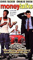 Money Talks VHS VCR Video Tape Movie Heather Locklear, Charlie Sheen Used